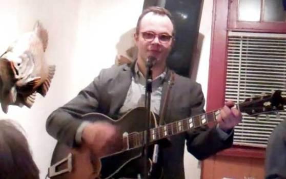 Graham Tichy Trio Live at Carmen's Cafe