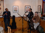 Mundo Nuevo is a musical quartet that is dedicated to preserving the classic repertoire of the Spanish speaking Caribbean, Mexico and South America.