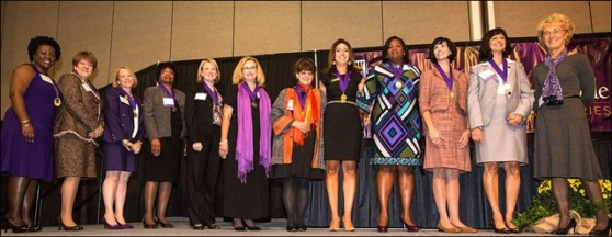 Women's Roundtable of East Carolina University Honorees 2013